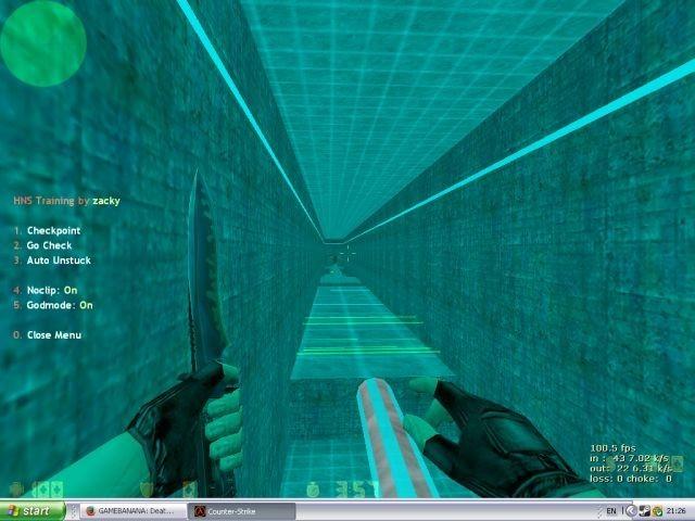 «deathrun_ultras2» для CS 1.6
