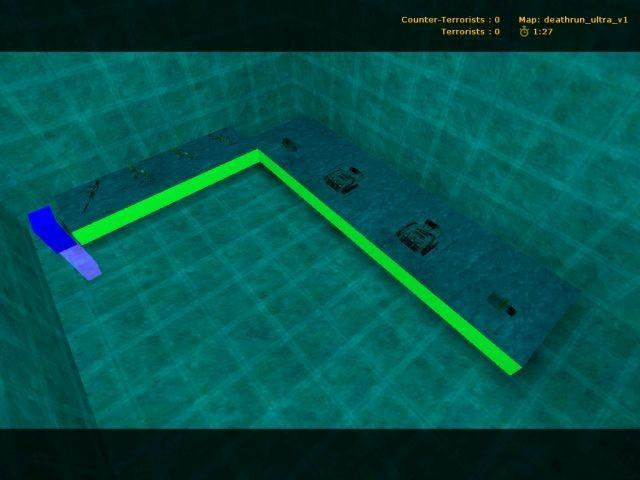 «deathrun_ultras_rmk» для CS 1.6