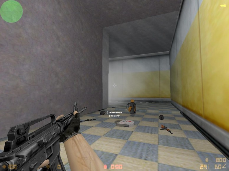 «deathrun_underground» для CS 1.6