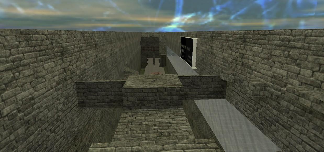 «deathrun_unreal» для CS 1.6