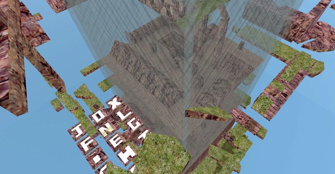 «deathrun_unreal_air» для CS 1.6