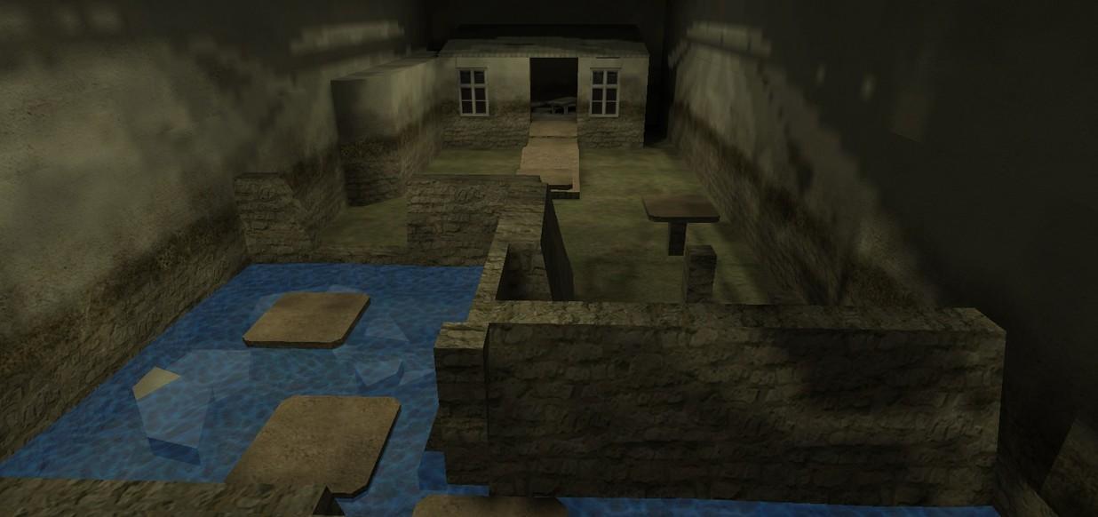 «deathrun_unreal_tuscan» для CS 1.6