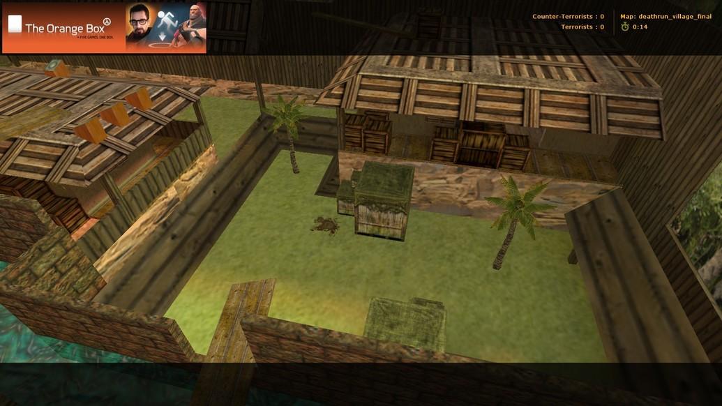 «deathrun_village_easy_fixed» для CS 1.6