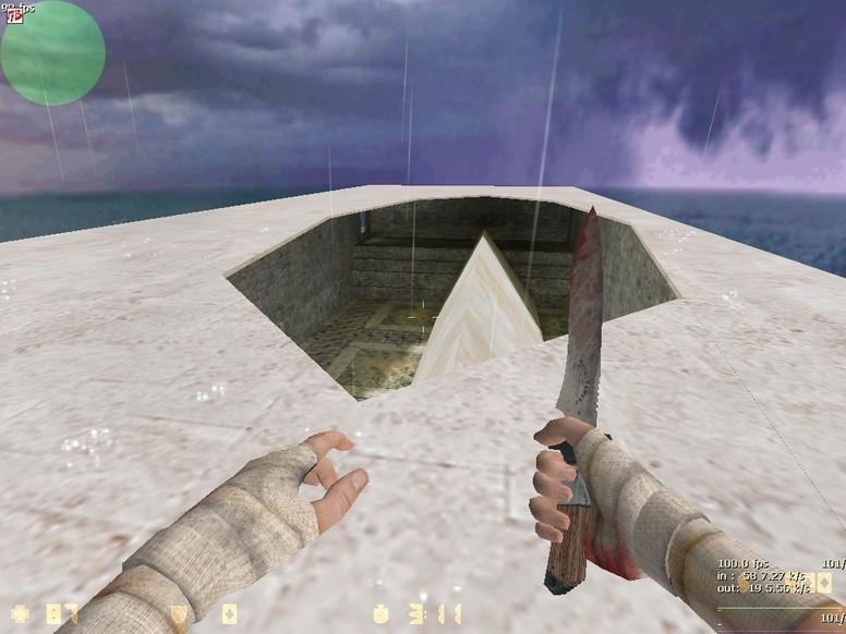 «deathrun_virtualstrike» для CS 1.6