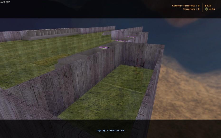 «deathrun_virtualstrike_v2» для CS 1.6