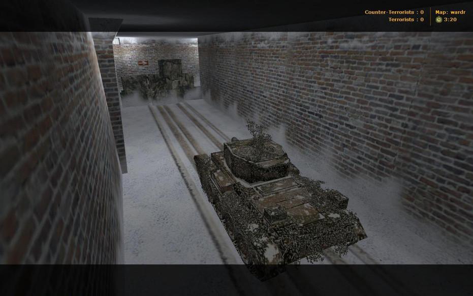 «deathrun_war_beta4» для CS 1.6
