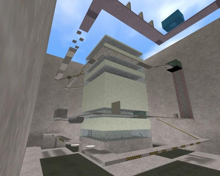 «deathrun_waterlevel_final» для CS 1.6