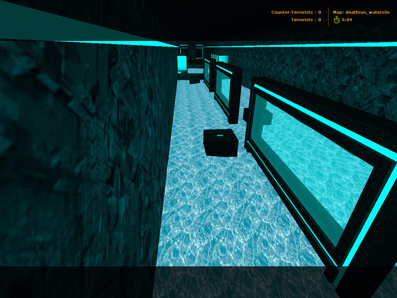 «deathrun_watersilo» для CS 1.6