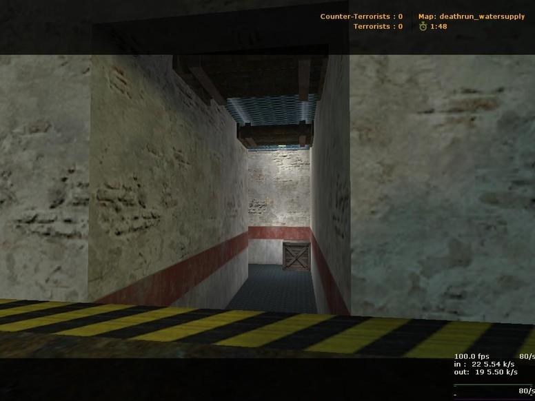 «deathrun_watersupply» для CS 1.6