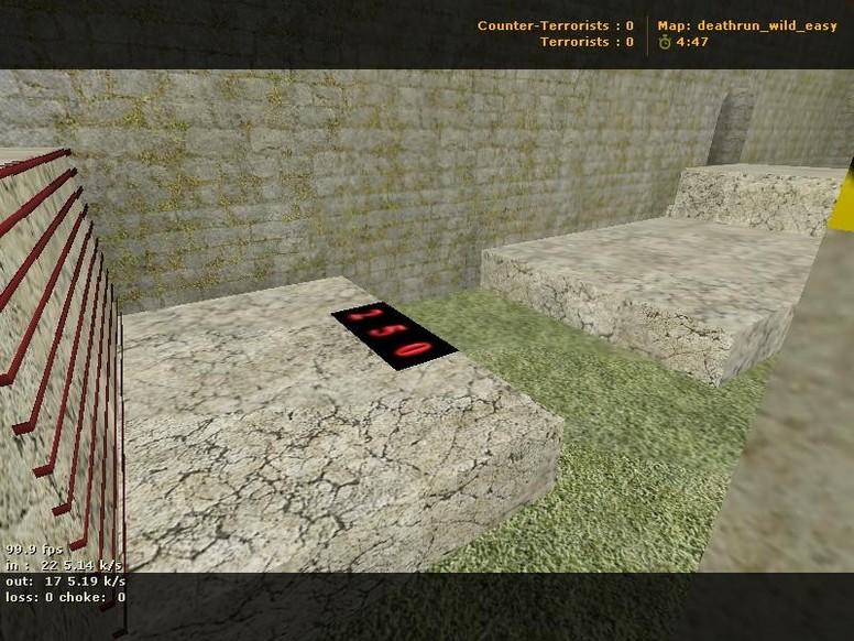 «deathrun_wild_easy» для CS 1.6
