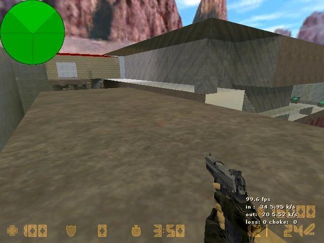 «deathrun_wildrace» для CS 1.6