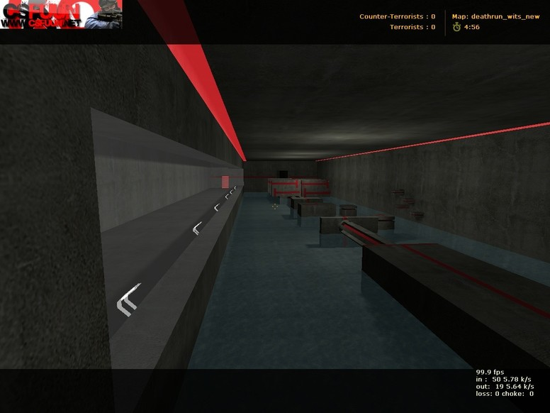 «deathrun_wits_new» для CS 1.6