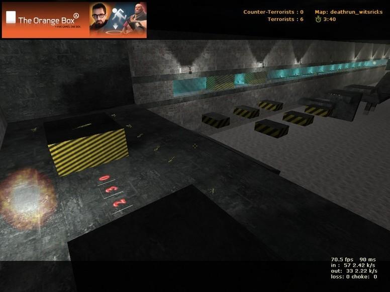 «deathrun_witsbricks» для CS 1.6