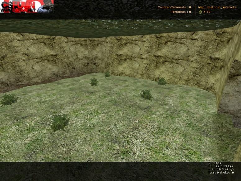 «deathrun_witsrocks» для CS 1.6