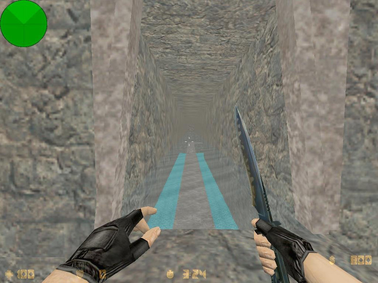 «deathrun_wonker» для CS 1.6