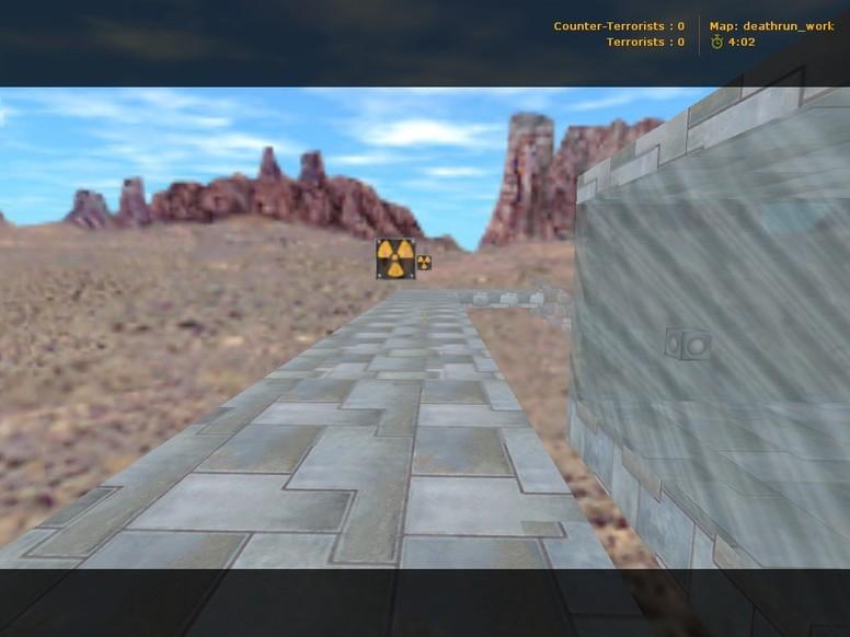 «deathrun_work» для CS 1.6
