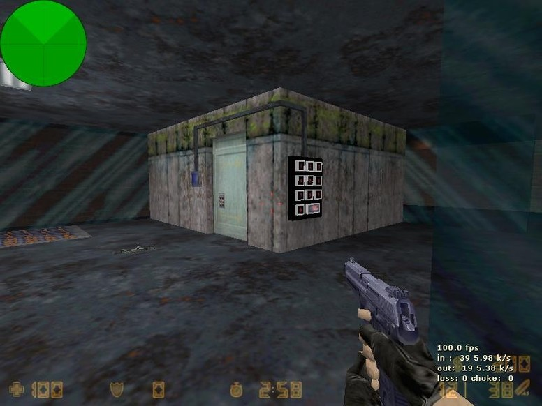 «deathrun_youdead» для CS 1.6