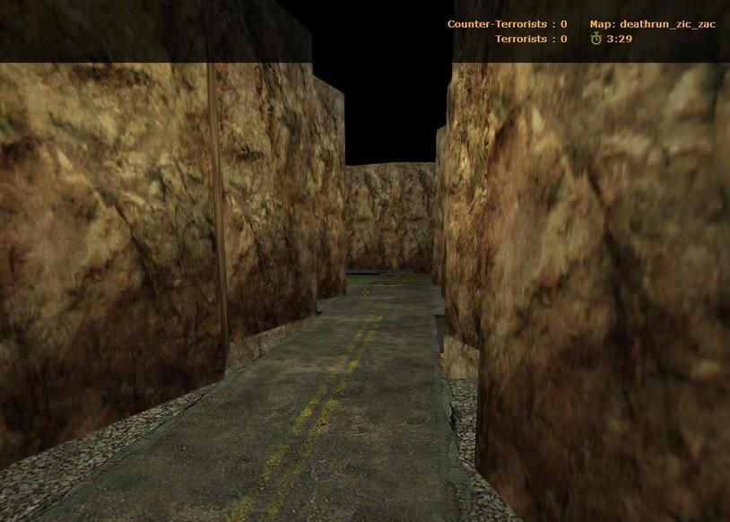 «deathrun_zic_zac» для CS 1.6