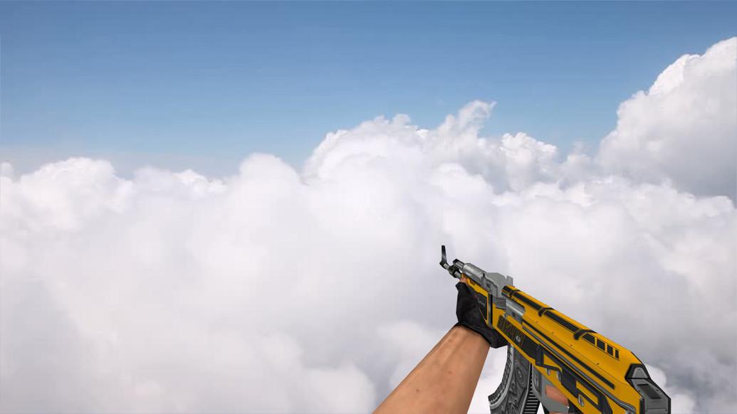 «Default AK-47 Fuel Injector» для CS 1.6