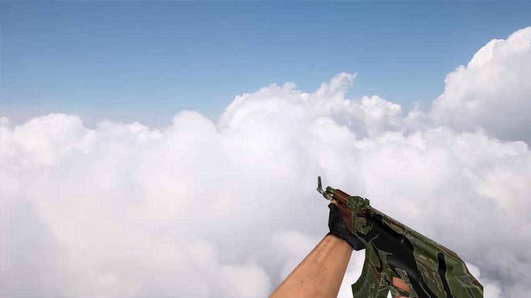 «Стандартный АК-47 «Ягуар»» для CS 1.6