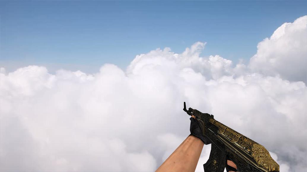 «Стандартный АК-47 «Pride»» для CS 1.6