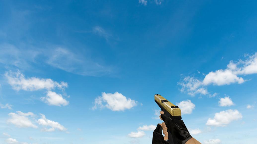 «Default Glock «Легенды»» для CS 1.6