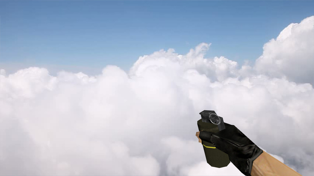«Default Grenades CSGO Textures» для CS 1.6