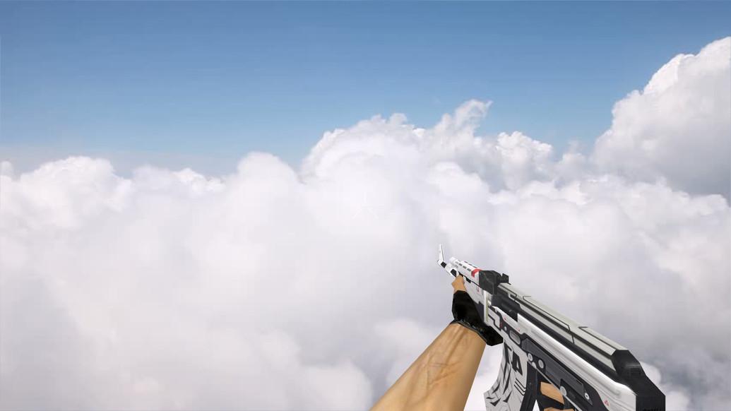 «Degault AK47 Challenger» для CS 1.6