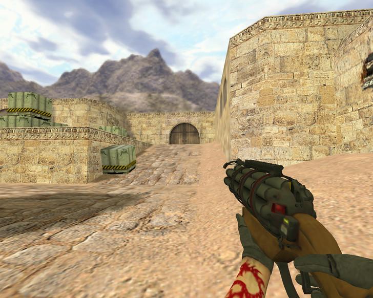«Пушка-хрюшка» для CS 1.6