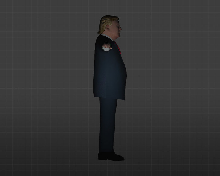 «Дональд Трамп» для CS 1.6