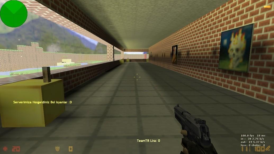 «dr_minecraft_final» для CS 1.6