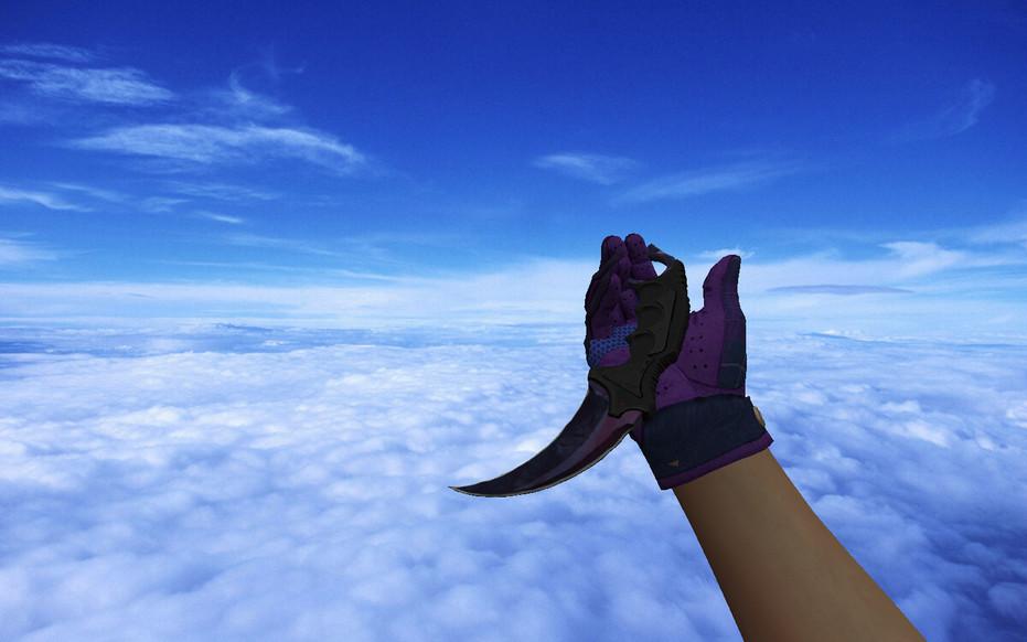 «Пак ★ Водительские перчатки | Имперская клетка» для CS 1.6