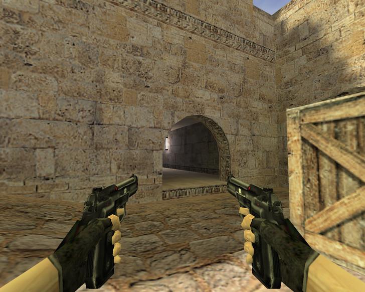 «Dual Elites Черная смерть» для CS 1.6