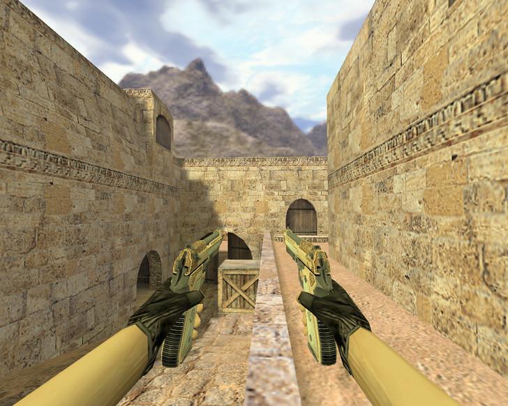 Dual Elites Золотой картель