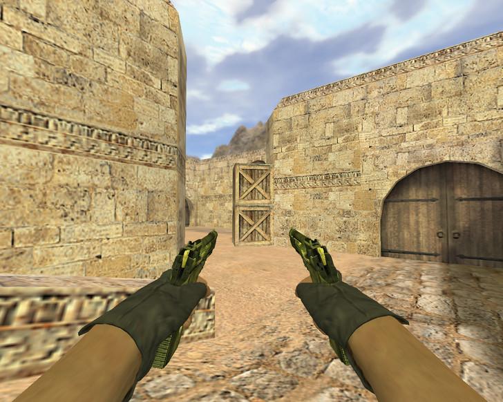 «Dual Elites Возмездие» для CS 1.6