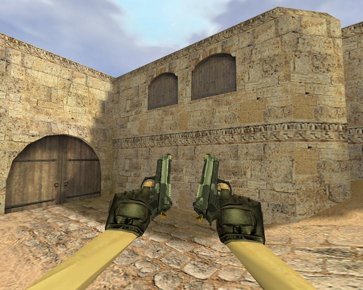 «Dual Elites Духовики» для CS 1.6