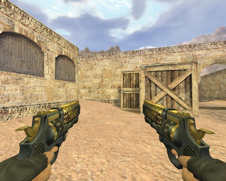 «Револьверы Футуро» для CS 1.6