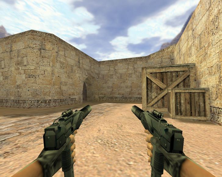 «Dual TMP» для CS 1.6