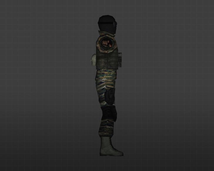 «Элитный солдат» для CS 1.6