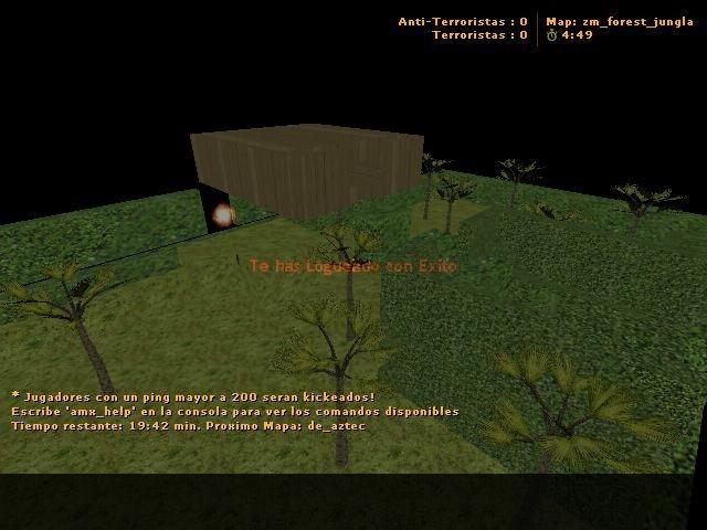 «[ES] pack de mapas» для CS 1.6