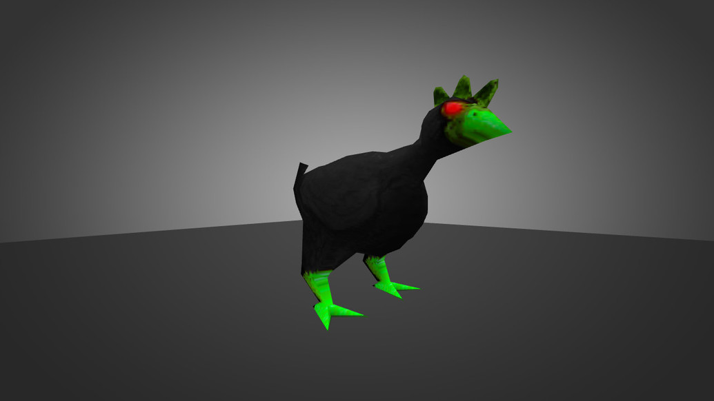 «Evil Chicken» для CS 1.6