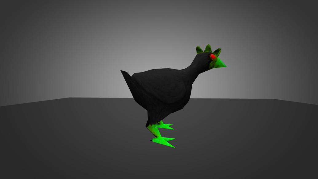«Evil Chicken» для CS 1.6