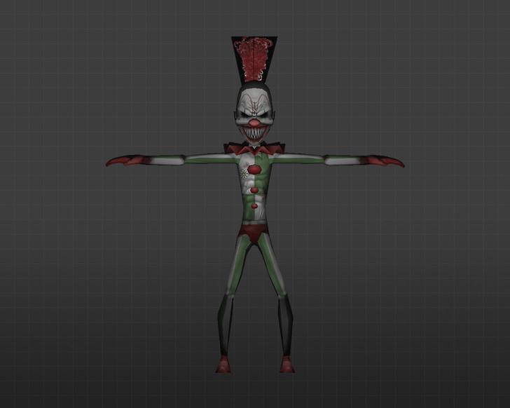 «Злой Клоун» для CS 1.6