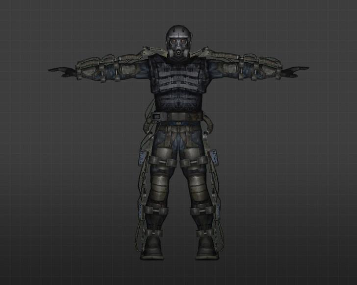 «Экзоскелеты» для CS 1.6
