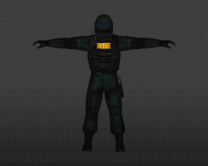 «Блестящий шлем» для CS 1.6
