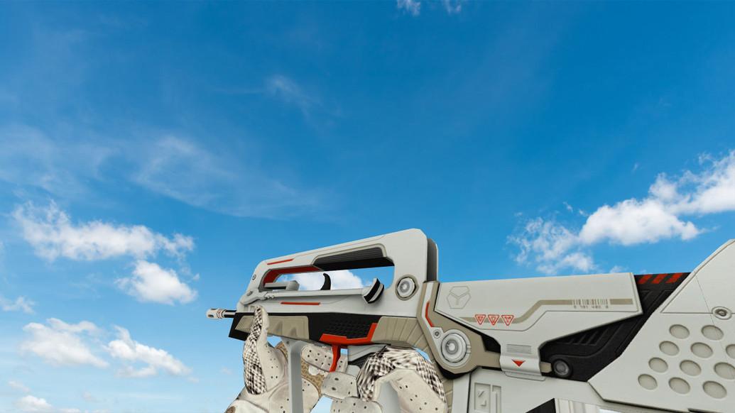 «Famas Механо-пушка» для CS 1.6