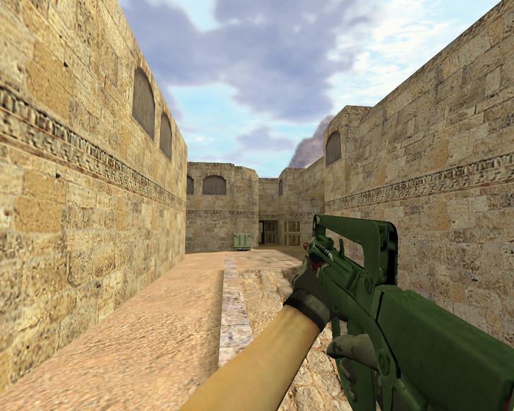 «Famas Истребитель» для CS 1.6