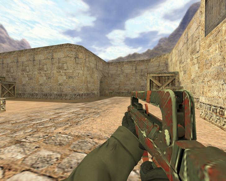 «Famas Выживший» для CS 1.6