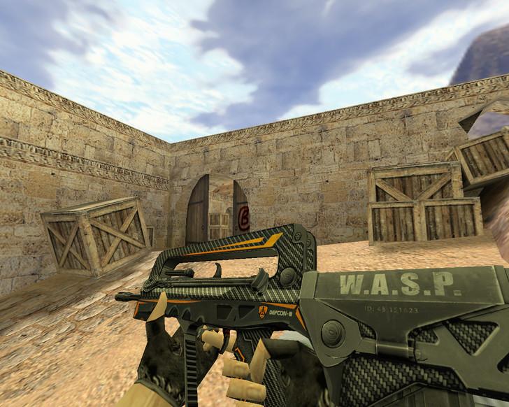 «Famas WASP» для CS 1.6
