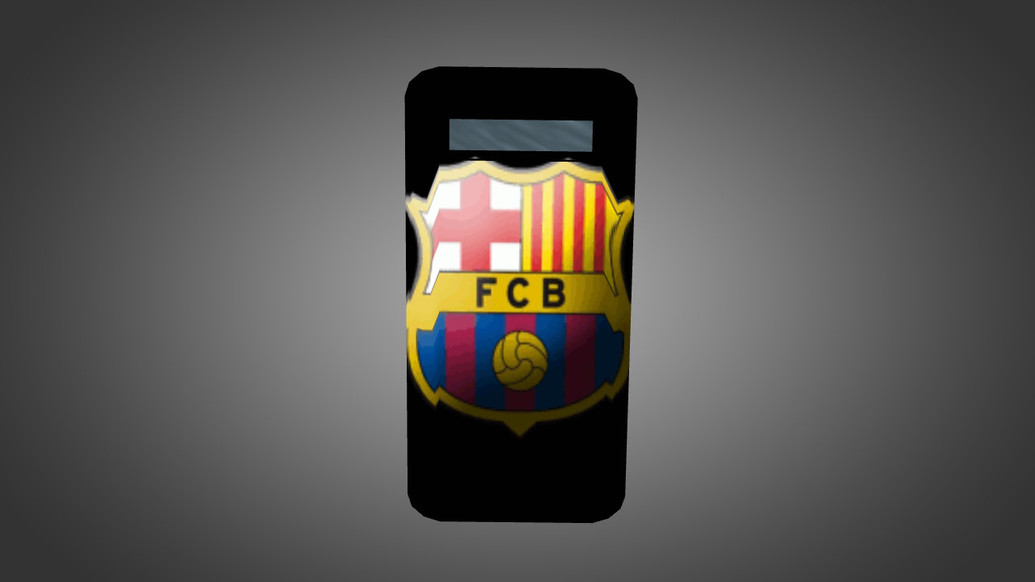 «FC Barcelona Shield» для CS 1.6